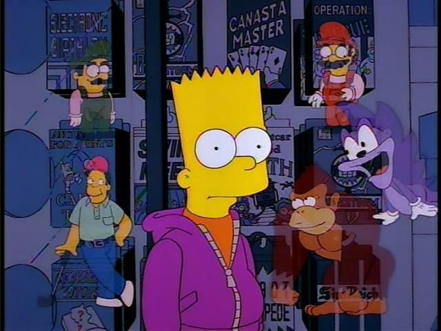 I Simpson: una scena dell'episodio Marge non essere orgogliosa