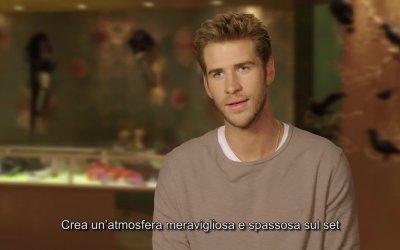 Hunger Games: Il Canto della Rivolta - Parte 2 - Intervista a Liam Hemsworth