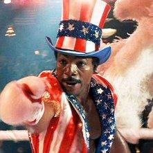 Rocky IV: Carl Weathers in una delle scene più celebri