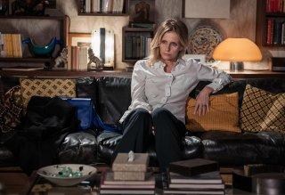 In Treatment: l'attrice Isabella Ferrari in una scena della seconda stagione