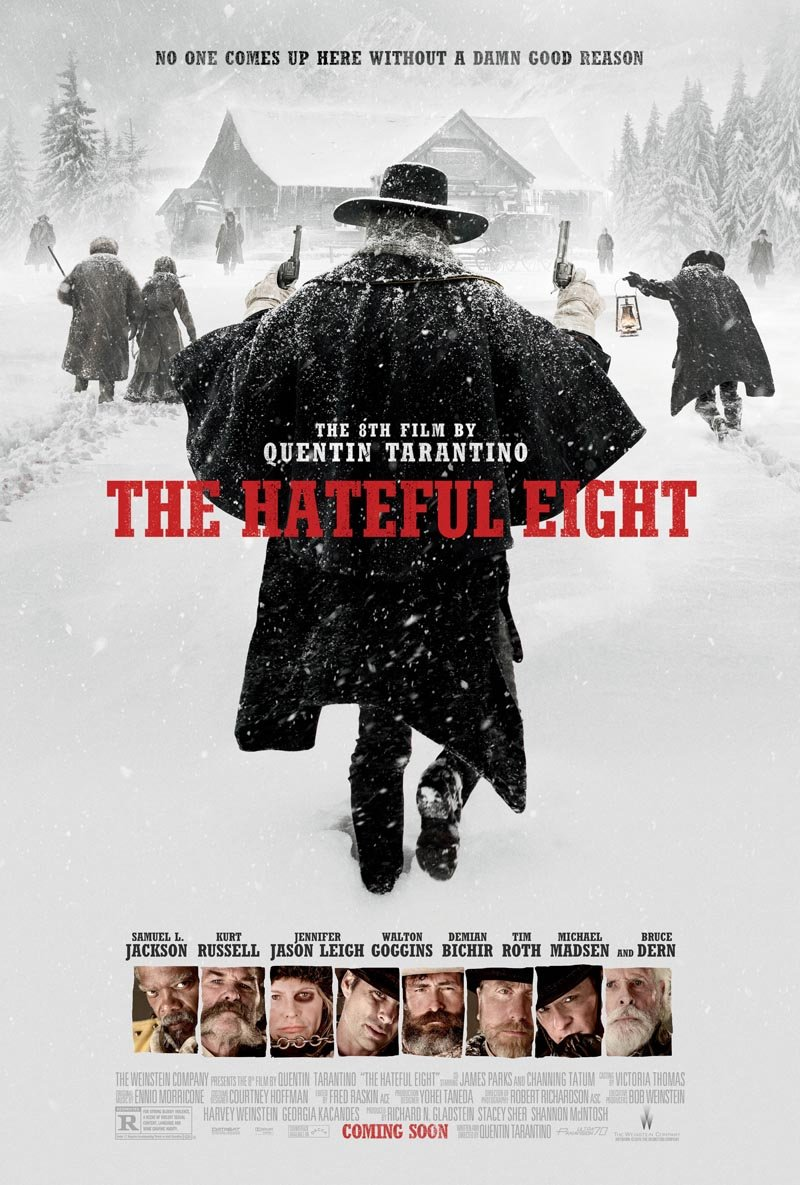 The Hateful Eight: il final poster del film