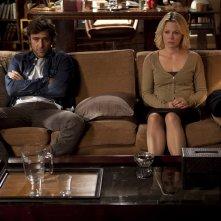 In Treatment: Adriano Giannini e Barbora Bobulova in una foto della seconda stagione