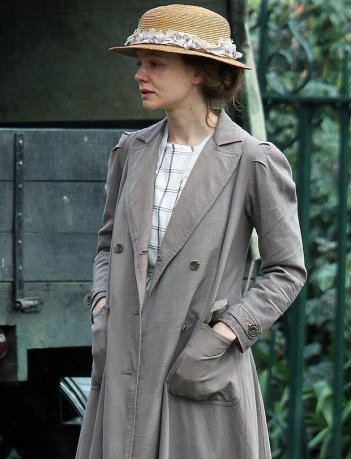 Suffragette: Carey Mulligan in una scena del film
