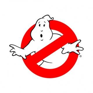 Ghostbusters: il logo del film