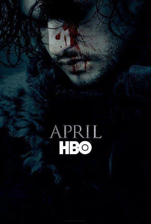 Il trono di spade: il poster ufficiale della sesta stagione