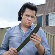 The Walking Dead: l'attore Josh McDermitt nell'episodio Heads Up