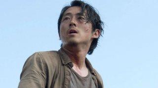 The Walking Dead: Steven Yeun interpreta Glenn in Heads Up