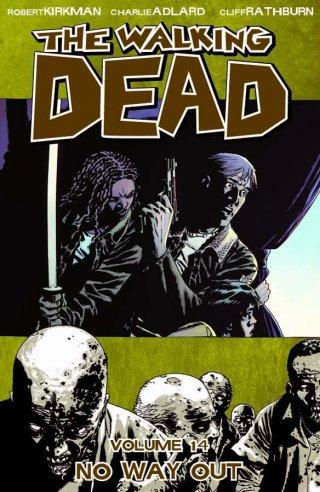 The Walking Dead: l'albo del fumetto No Way Out