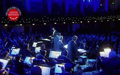 Pavarotti - il concerto di Natale - Trailer