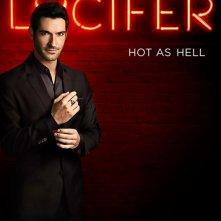 Lucifer: una locandina per la serie