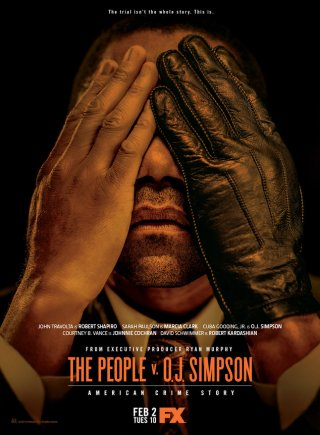 American Crime Story: la locandina della prima stagione