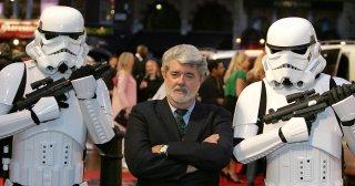 George Lucas e gli Stormtrooper