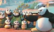 Kung Fu Panda 3: scoprite il villaggio segreto dei panda