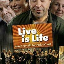 Locandina di Live is life. 80... e tanta voglia di rock