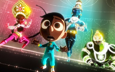 Il super team di Sanjay: il nuovo corto Pixar tra tradizione e modernità