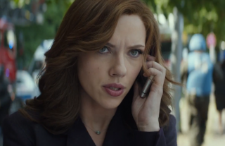 Captain America: Civil War: Natasha Romanoff nel primo trailer