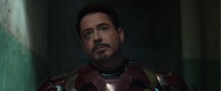 Captain America: Civil War: Robert Downey Jr. nel primo trailer del film Marvel
