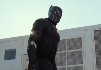 Captain America: Civil War: Black Panther nel primo trailer