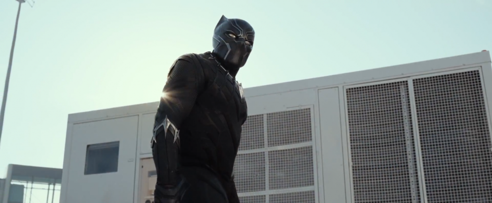 Captain America: Civil War: Black Panther nel primo trailer del film Marvel