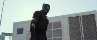 Captain America: Civil War: Black Panther nel primo trailer del film Marvel