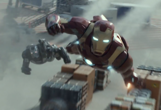 Captain America: Civil War: Iron Man e War Machine in azione nel primo trailer