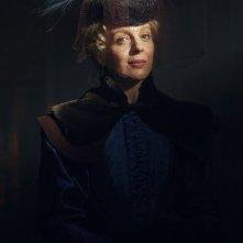 Sherlock: Amanda Abbington nel character poster dello speciale The Abominable Bride