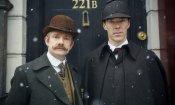 Sherlock: nuove immagini dello speciale natalizio!