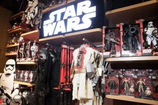 Star Wars merchandising