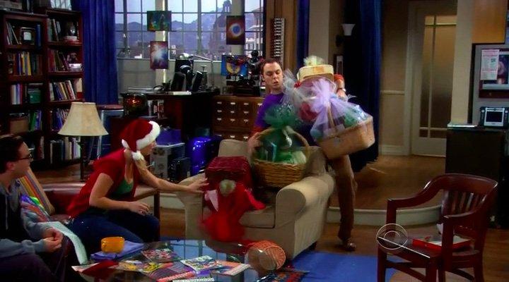 Big Bang Theory The Bath Item Gift Hypothesis 192