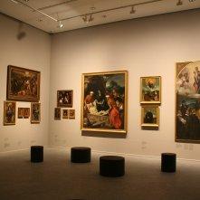 L'Accademia Carrara - Il museo riscoperto: un'immagine del documentario