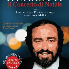 Locandina di Pavarotti - Il concerto di Natale