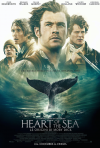 Locandina di Heart of the Sea - Le origini di Moby Dick