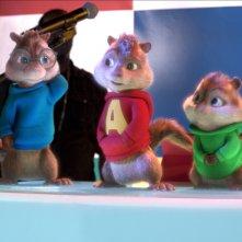 Alvin Superstar: Nessuno ci può fermare, un'immagine del film animato
