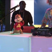 Alvin Superstar: Nessuno ci può fermare, una scena del film animato