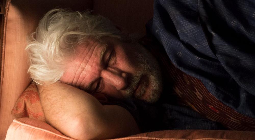 Franny: Richard Gere in una scena del film