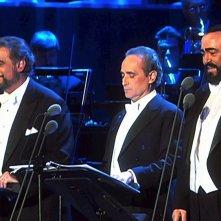 Pavarotti - Il concerto di Natale: Placido Domingo, José Carreras e Luciano Pavarotti insieme sul palco