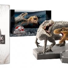 Il package di Jurassic Park Gift Set