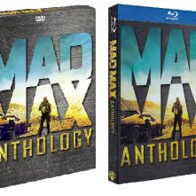 Le cover di Mad Max Anthology