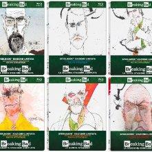 Le cover steelbook di Breaking Bad
