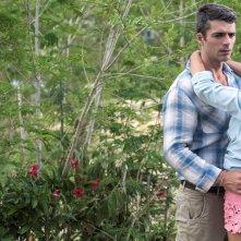 Vacanze ai Caraibi: Luca Argentero e Ilaria Spada in una scena del film