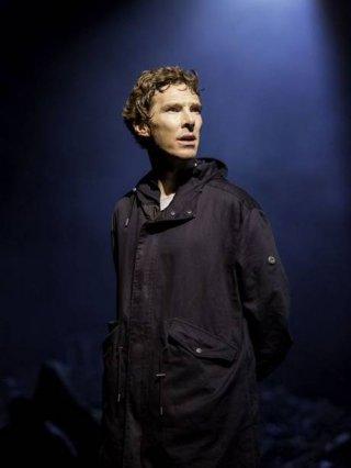 National Theatre Live: Hamlet - Benedict Cumberbatch è Amleto