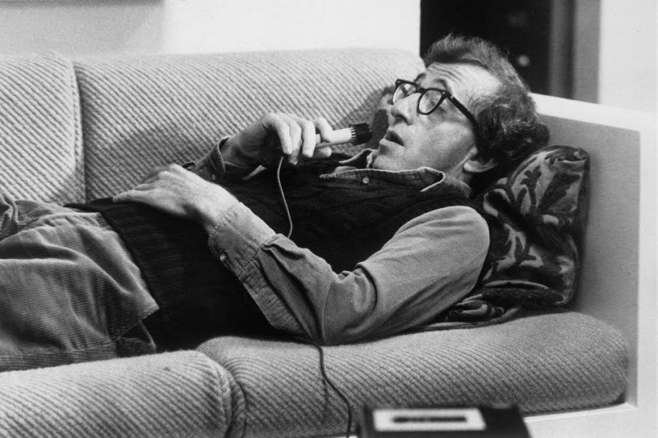 Manhattan: una scena con regista/ protagonista Woody Allen