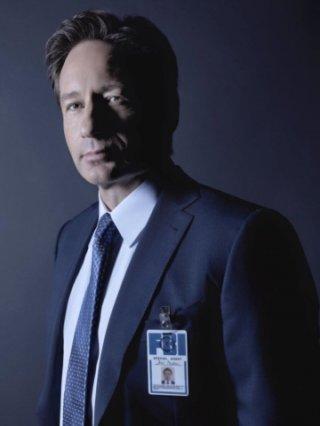 X-Files: nuova foto promozionale di David Duchovny