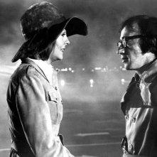 Diane Keaton e Woody Allen in Provaci ancora, Sam