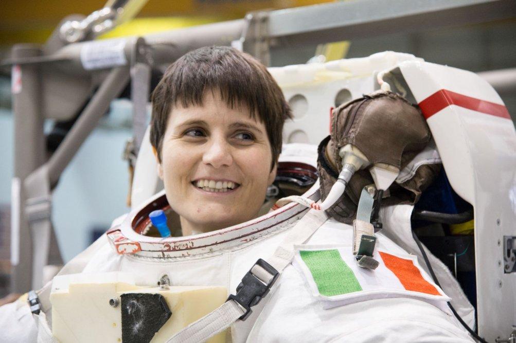 Astrosamantha - La donna dei record nello spazio: un'immagine ravvicinata di Samantha Cristoforetti