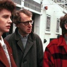 Mariti e mogli: Judy Davies, Woody Allen e Mia Farrow