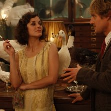 Midnight in Paris: Owen Wilson e Marion Cotillard