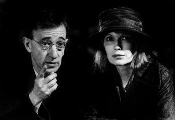 Ombre e nebbia: Woody Allen e Mia Farrow
