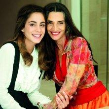 Tini - La nuova vita di Violetta: Martina Stoessel e Ángela Molina in un'immagine promozionale del film