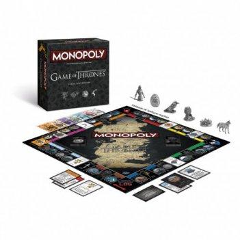 Natale 2015: il Monopoly de Il trono di spade